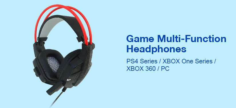Game Multi-Function Headphones