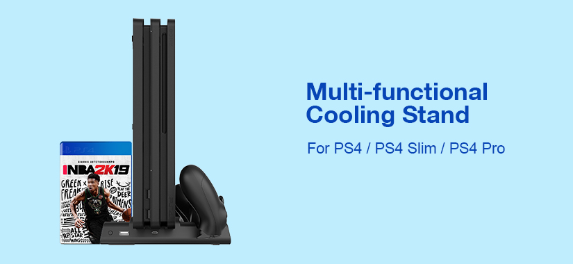 Multi-functional  Cooling Stan